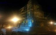 В Харькове начали восстанавливать памятник Ленину