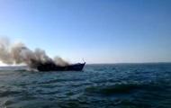 Под Мариуполем обстреляли два катера пограничников – пресс-центр АТО