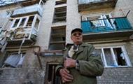 Ночь в Донецке прошла под звуки залпов - горсовет