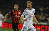 Динамо в большинстве обыгрывает Шахтер в Киеве