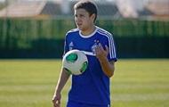 Тренер сборной Украины: Кравец должен подтверждать свое мастерство
