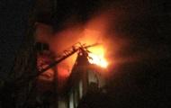 Ночью в Донецке снаряд попал в жилой дом