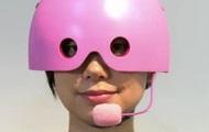 Японцы изобрели шлем, который избавит от стресса на работе