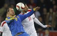 Фотогалерея: Как сборная Украины вырвала у Беларуси три очка