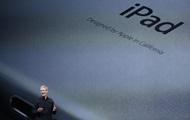 """Apple """"случайно"""" показала новые iPad перед презентацией"""