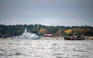 Шведы готовы применить оружие, чтобы заставить подлодку всплыть
