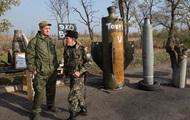 Сепаратисты устроили под Макеевкой выставку с якобы украинской точкой У