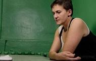 Психиатрическая экспертиза признала Савченко вменяемой