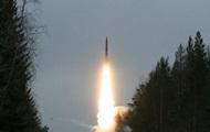 Россия испытала межконтинентальную баллистическую ракету Тополь-М