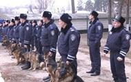 В киевском метро появятся милиционеры с собаками