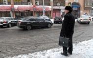 В Киеве из-за гололедицы травмировались 40 человек