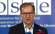 В Киеве прошел брифинг украинской миссии ОБСЕ