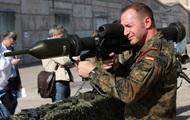 Германия отказалась предоставить Украине военную помощь