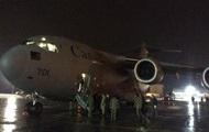 В Киев прибыла военная помощь из Канады