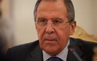Лавров: Порошенко - главный партнер по урегулированию кризиса на Донбассе