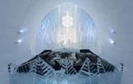 В Лапландии открыли ледяной отель