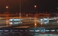 Nissan установил мировой рекорд по парному дрифту