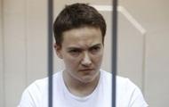Суд признал законным продление ареста Савченко