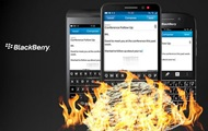 Boeing и BlackBerry выпустят самоуничтожающийся телефон