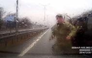 """Пьяные бойцы """"Айдара"""" избили людей на трассе под Киевом"""