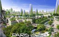 Бельгиец представил проект Парижа будущего