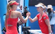 Российская теннисистка обвинила Шарапову в неспортивном поведении