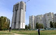 В Україні обсяги будівництва впали майже на третину