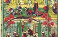 Дизайнер  оживил  древних японских котов