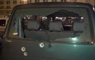 В Харькове ночная погоня со стрельбой закончилась ДТП