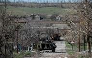 На Донбассе участились обстрелы. Карта АТО на 26 апреля