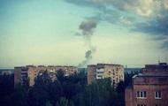 В Донецке прозвучал взрыв