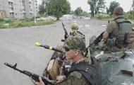 Військові: Сепаратисти обстрілюють свої позиції