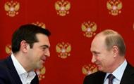Россия намерена помочь восстановить экономику Греции