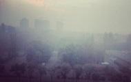 В Киеве из-за дыма закрывают школы и детские сады