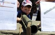 За время АТО без вести пропали более полутысячи детей