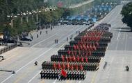 Дракон показав свою силу. У Китаї пройшов масштабний військовий парад