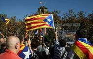 Независимость Каталонии: Мадрид подал в суд