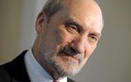Министра обороны Польши раскритиковали за теорию еврейского заговора