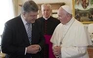 Порошенко и Папа, теракт в Мали: фото дня