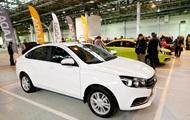АвтоВАЗ намерен вернуться на рынок Украины