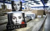 Новый альбом Адель побил рекорд по продажам за первую неделю