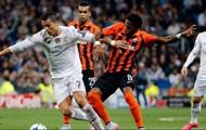 Шахтер - Реал Мадрид 3:4 трансляция матча Лиги чемпионов