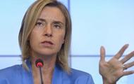 Брюссель: Израиль не может запретить ЕС урегулирование конфликта