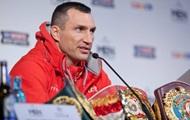 Кличко объявил о реванше с Фьюри