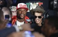 Мейвезер: Джастин Бибер вполне может стать хорошим боксером
