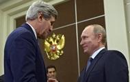 Керри обсудит с Путиным Украину и Сирию