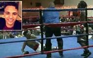 Американский боксер скончался после дебютного боя на профиринге
