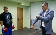 Виталий Кличко: Уверен, что в этом году Усик станет чемпионом мира