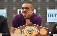 Александр Усик поднялся на шестую строчку рейтинга WBC