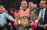 Ковалев защитил три титула чемпиона мира по боксу